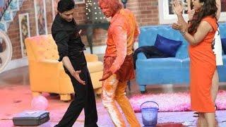 PAKISTANI Imran Khan In Kapil Sharma Show 4DEC2016