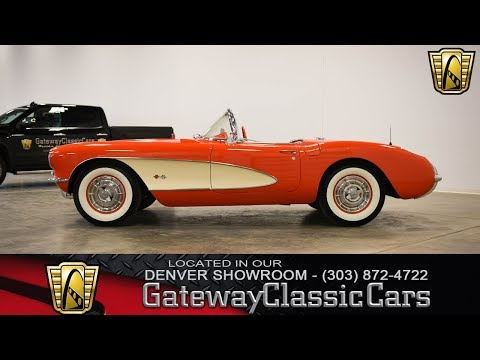 Video of '57 Corvette - N9N7
