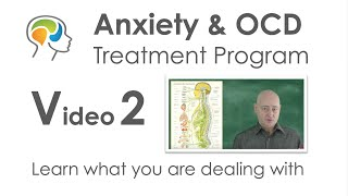 Anxiety & OCD - Which part of my brain is me?
