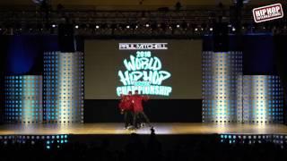 Mixtape Crew - Puerto Rico (Adult Division) @ #HHI2016 World Semis!!