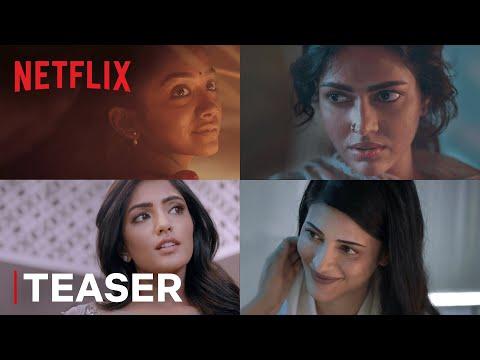 Pitta Kathalu Official Teaser