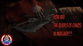 God of War Theory: Blades of Chaos
