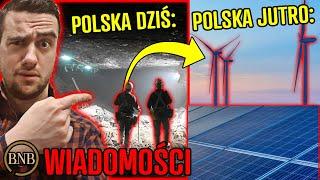 To KONIEC WĘGLA w Polsce! Idziemy w WODÓR i FOTOWOLTAIKE | WIADOMOŚCI