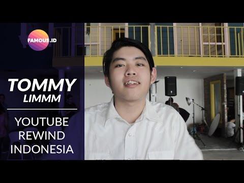 BTS - YouTube Rewind 2015 bersama Tommy Limmm