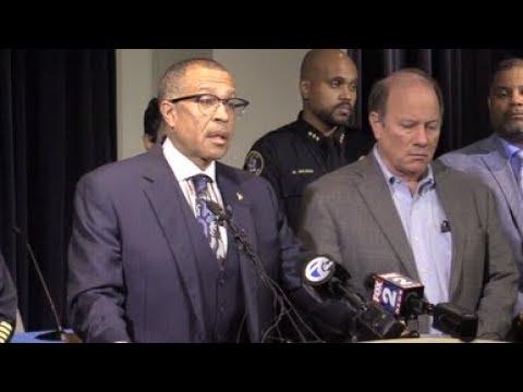 Detroit police officer killed: James Craig details the scene