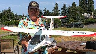 E-flite ICON A5 1.3m Amphibious RC Plane