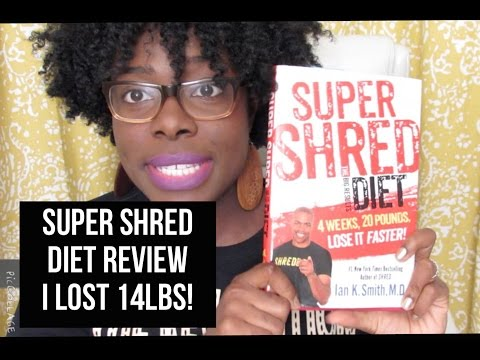 Super Shred Diet Review (I lost 14lbs!)- JenellBStewart