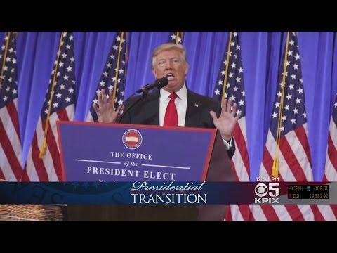 Dozens Of Democrats Boycotting Inaugural For President-Elect Trump