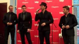 The Tenors - You And I (Vinceremo) (Live)