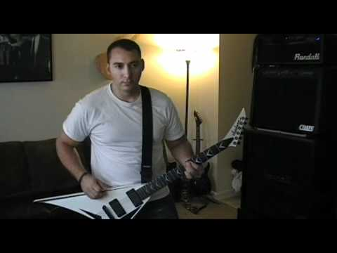Bullet For My Valentine - One Good Reason Why Guitar Cover