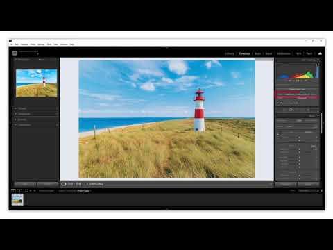 Jak používat ICC profily od Saal Digital v aplikaci Lightroom