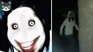 5 JEFF THE KILLER CAPTADO EN VIDEO REAL - SI NO LO HUBIERAN GRABADO NADIE LO CREERIA