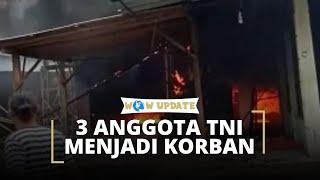 3 Anggota TNI Jadi Korban Ledakan Pom Bensin Mini di Probolinggo, Total Korban 52 Orang
