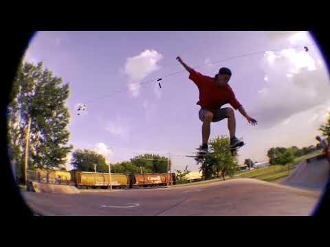 Mason City Skatepark HVX200 Montage