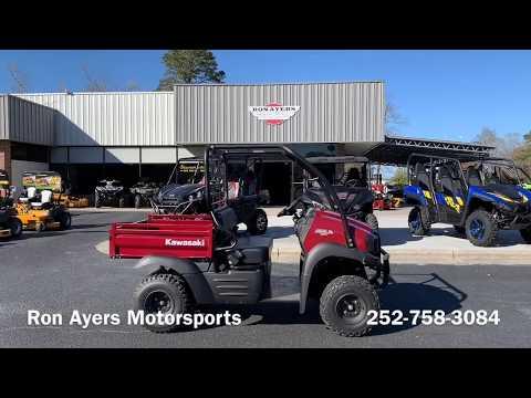 2019 Kawasaki Mule SX in Greenville, North Carolina