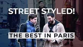 Street Styled | Best Dressed Men In Paris | Mens Fashion