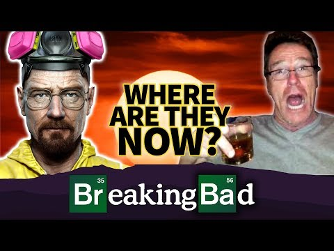 Breaking Bad Cast | Where Are They Now | El Camino Movie 2019