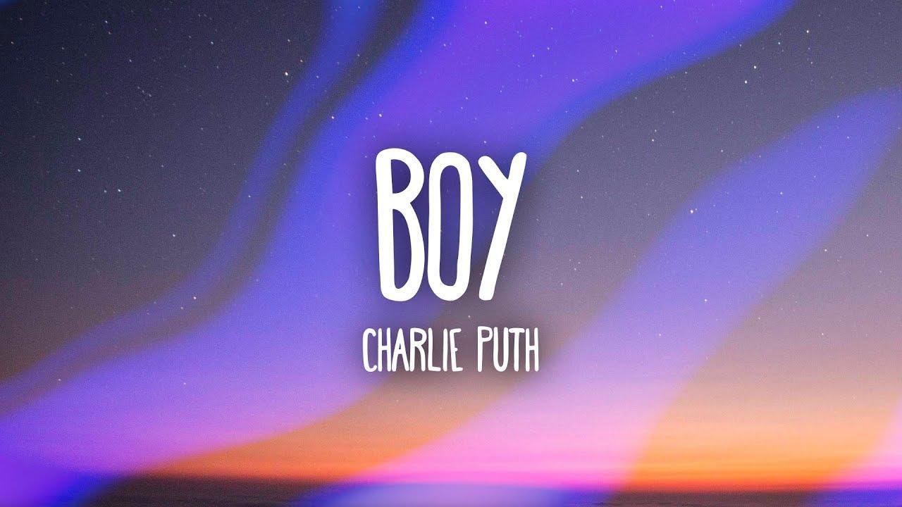 dan kasetnya di Toko Terdekat Maupun di  iTunes atau Amazon secara legal download lagu mp3 Free Download Mp3 Charlie Puth Boy
