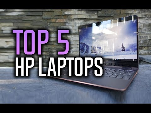 Best HP Laptops in 2018!