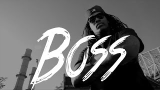 BOSS - Hard Oldschool Rap Beat Hip Hop Instrumental [prod. by Magestick Records]