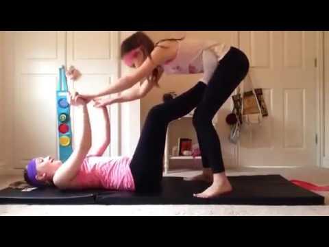 yoga challenge little girl Episode (1).mp4
