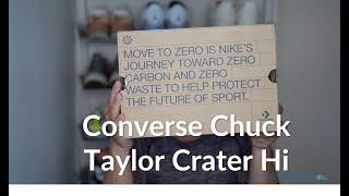 Converse All Star Crater Hi - Unboxing