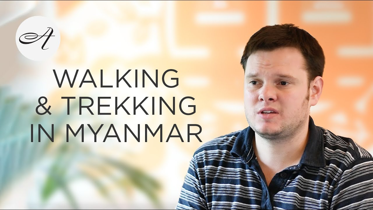 Walking and trekking in Burma
