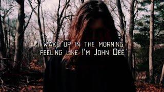 """Video thumbnail of """"GHOSTEMANE - JOHN DEE [LYRICS]"""""""