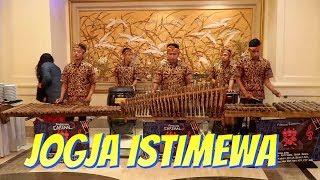 JOGJA ISTIMEWA - Jogja Hip Hop Foundation (Angklung Malioboro Carehal Live Melia Hotel Yogyakarta)