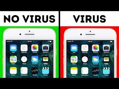 9 salakavalaa merkkiä, jotka viittaavat siihen että puhelimessasi on virus