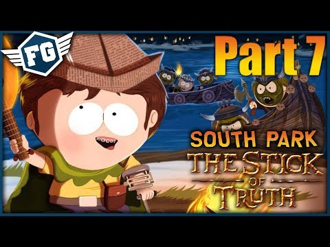 SOULOŽÍCÍ RODIČE - South Park: The Stick of Truth #7