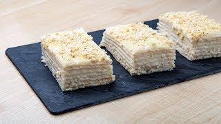 Торт без выпечки «Тортимилка». Очень вкусный и нежный