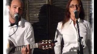 Winter wonderland par Regis et Emmanuelle Lascols duo Sens acoustiques.