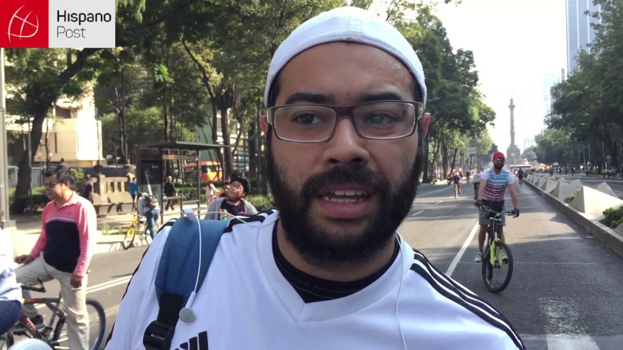 Ciclismo urbano: ejercicio y diversión en Ciudad de México