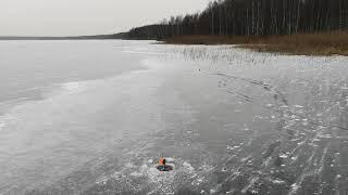 Ловля щуки по первому льду в подмосковье