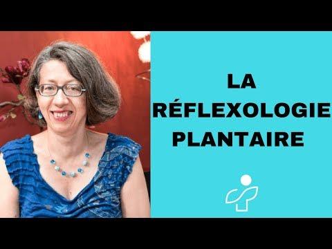 Qu'est ce que la réflexologie plantaire ?