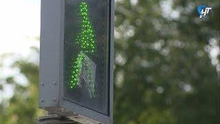 Средства благотворительного марафона обеспечили 6 новых звуковых приставок к светофорам