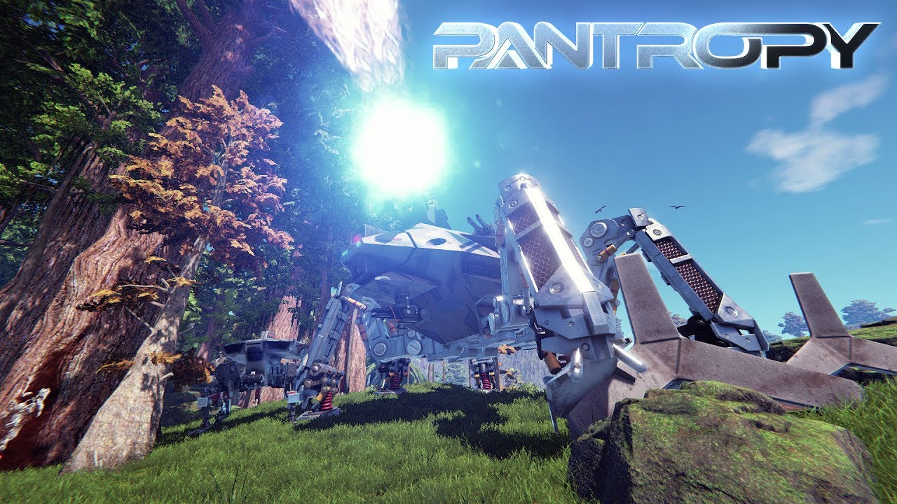 Pantropy, Early Access su Steam per questo nuovo Indie MMO