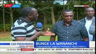 Bunge la Wananchi: Baadhi ya Wakazi wa Uasin Gishu wakata mwito wa kuunda bunge la wananchi