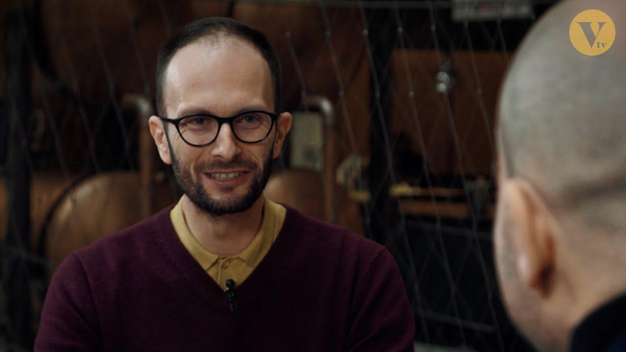 Antonín Suchánek: Za autentickým vínem si dokážu představit vinaře
