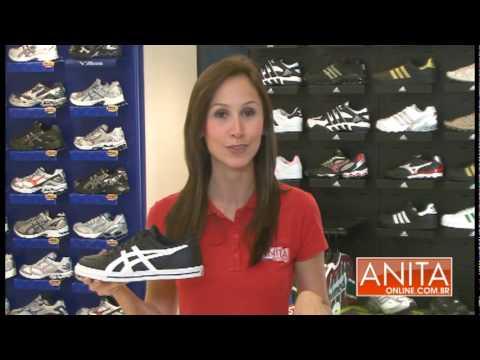 Anita Online - Tênis Asics Aaron