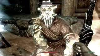 Skyrim-Legendary Edition I Исцелились от каменной подагры и пошли в путешествие!