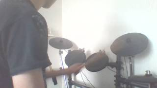 Journey South The Circle drum cover Dalton Ball