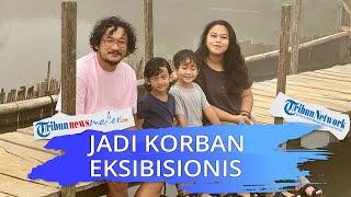 Istrinya Jadi Korban Eksibisionis saat Jalan Pagi, Isa Bajaj Tunjukan Foto Pelaku dan Berikan Pesan