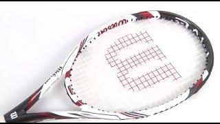Ρακέτα τέννις Wilson Five Lite 103 video