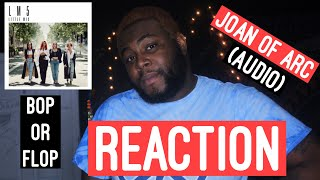 Little Mix - Joan of Arc (Audio) | REACTION