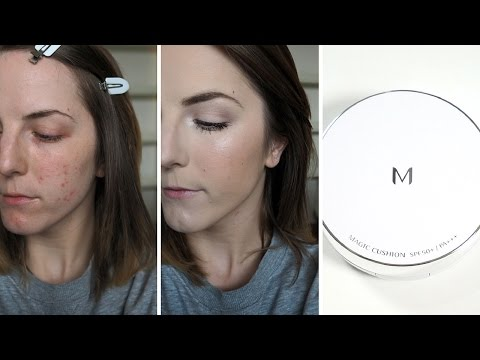 Missha M MAGIC CUSHION | Does It Cover My ACNE Scars?? Mp3