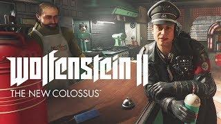 NUEVO GAMEPLAY TRÁILER DE WOLFENSTEIN II: THE NEW COLOSSUS