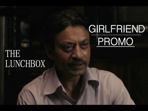 The Lunchbox   Girlfriend Promo   Irrfan Khan   Nawazuddin   Nimrat Kaur