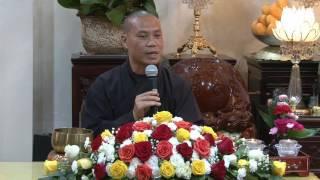 """"""" Duyên Hội Ngộ """" GS.T.T Thích Trí Chơn Tại Hiền Như Tịnh Thất 3152016"""